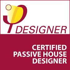 passive house designer logo