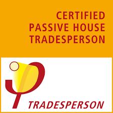 Passive House Tradesperson logo