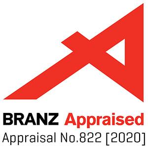 BRANZ logo 822 2020 org